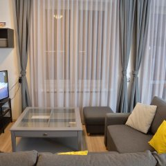 Отель Bajkowy Gdańsk Польша, Гданьск - отзывы, цены и фото номеров - забронировать отель Bajkowy Gdańsk онлайн комната для гостей фото 2