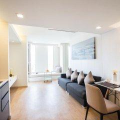 At Mind Premier Suites Hotel 3* Улучшенная студия с различными типами кроватей фото 7