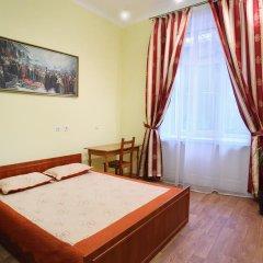 Cossacks Hostel Стандартный номер с двуспальной кроватью (общая ванная комната) фото 4
