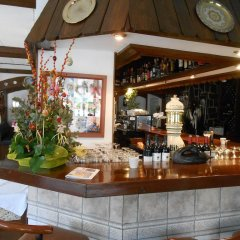 Отель Marbella Испания, Курорт Росес - отзывы, цены и фото номеров - забронировать отель Marbella онлайн гостиничный бар