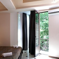 Бутик-отель Корал 4* Стандартный номер с двуспальной кроватью фото 4