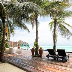 Отель Kihaad Maldives 5* Вилла с различными типами кроватей фото 26