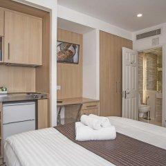 Отель 88 Studios Kensington Апартаменты с различными типами кроватей фото 31