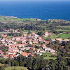 Отель Apartamentos Rurales La Canalina пляж