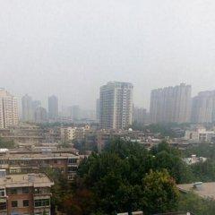 Xian Empress Hotel балкон