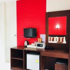 Отель Hatzanda Lanta Resort 3* Улучшенный номер фото 6