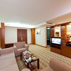 Muong Thanh Holiday Dien Bien Phu Hotel 2* Люкс с различными типами кроватей фото 3