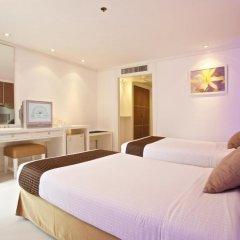 King Park Avenue Hotel 4* Номер Делюкс с 2 отдельными кроватями фото 7