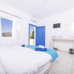 Отель Bella Santorini Studios 4* Студия с различными типами кроватей фото 2