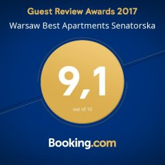 Апартаменты Warsaw Best Apartments Senatorska фото 3