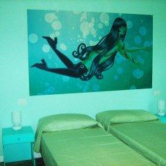 Отель Sirenapop Concept B&B Римини детские мероприятия фото 2