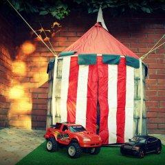Гостиница Резиденция на Комсомольской детские мероприятия