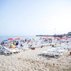 Гостиница Sovin'on Yakht-Klub пляж