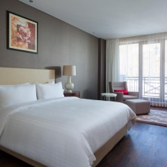 Гостиница Сочи Марриотт Красная Поляна 5* Семейный люкс повышенной комфортности с разными типами кроватей фото 4