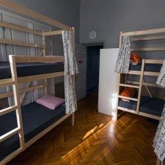 Artist Hostel na Kievskoy Кровать в женском общем номере с двухъярусной кроватью фото 2