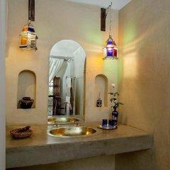 Отель Riad Safar Марокко, Марракеш - отзывы, цены и фото номеров - забронировать отель Riad Safar онлайн ванная фото 2
