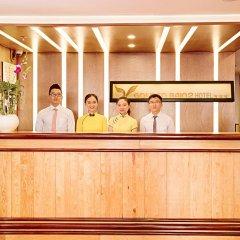 Отель Golden Rain 2 Нячанг интерьер отеля фото 3