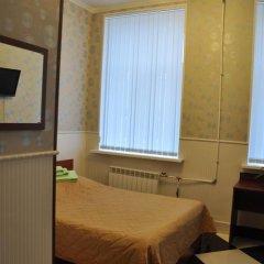Мини-отель Сильва Стандартный номер двуспальная кровать фото 16