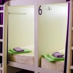 Хостел Friday Кровать в женском общем номере с двухъярусными кроватями фото 6