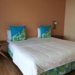 Отель Tahiti Airport Motel Французская Полинезия, Фааа - 1 отзыв об отеле, цены и фото номеров - забронировать отель Tahiti Airport Motel онлайн комната для гостей фото 3