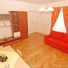 Отель Ai Quattro Angeli 3* Апартаменты с различными типами кроватей фото 19