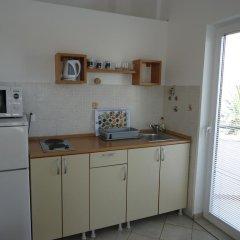 Апартаменты Apartments Anastasija Студия с различными типами кроватей фото 13