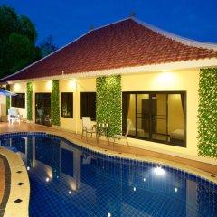 Отель Magic Villa Pattaya 4* Вилла Делюкс с различными типами кроватей