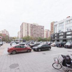 Отель Hanting Hotel Beijing Liufang Branch Китай, Пекин - отзывы, цены и фото номеров - забронировать отель Hanting Hotel Beijing Liufang Branch онлайн парковка