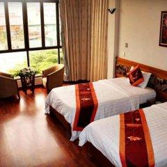 Hanoi Little Center Hotel 3* Стандартный номер 2 отдельные кровати фото 3