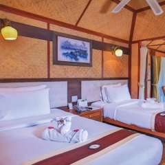 Отель Sunset Village Beach Resort 4* Улучшенный коттедж с различными типами кроватей фото 5