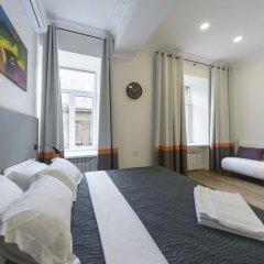 Гостиница Partner Guest House Khreschatyk 3* Студия с различными типами кроватей фото 32