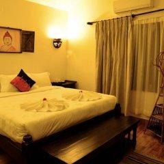 Отель Mingtang Garden Cottage 名堂花园度假屋 Непал, Покхара - отзывы, цены и фото номеров - забронировать отель Mingtang Garden Cottage 名堂花园度假屋 онлайн комната для гостей фото 5