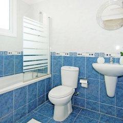 Отель Villa Alina Кипр, Протарас - отзывы, цены и фото номеров - забронировать отель Villa Alina онлайн ванная