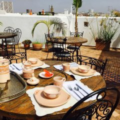 Отель Riad Marhaba Марокко, Рабат - отзывы, цены и фото номеров - забронировать отель Riad Marhaba онлайн питание фото 2