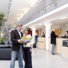 Отель Akademiehotel Dresden Германия, Дрезден - отзывы, цены и фото номеров - забронировать отель Akademiehotel Dresden онлайн интерьер отеля фото 2