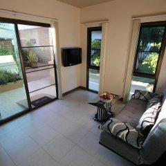 Отель Babylon Pool Villas 3* Студия Делюкс с различными типами кроватей фото 11