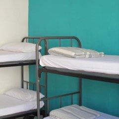 Hostel New York Стандартный семейный номер с двуспальной кроватью (общая ванная комната) фото 6