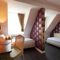 Hotel Domspitzen 3* Стандартный номер с двуспальной кроватью фото 8
