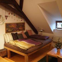 Апартаменты Metropolis Prague Apartments-zlaty Dvur Прага комната для гостей фото 5