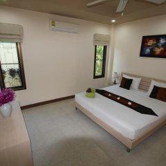 Отель Babylon Pool Villas 3* Студия Делюкс с различными типами кроватей фото 24