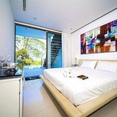 Отель Seductive Sunset Villa Patong A5 Патонг комната для гостей фото 4