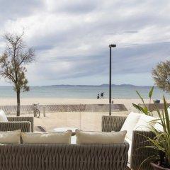 Отель Maritim Испания, Курорт Росес - отзывы, цены и фото номеров - забронировать отель Maritim онлайн пляж