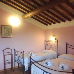 Отель Agriturismo IPoderi Pietraporciana 4* Стандартный номер фото 7