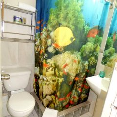 Апартаменты Beach Studio 6 ванная фото 2