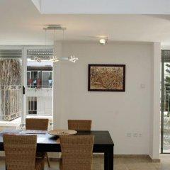 Отель Urbanicspace-city Center Тель-Авив питание