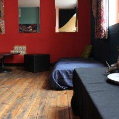 Gramophone Hostel комната для гостей