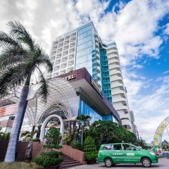 Nha Trang Lodge Hotel Нячанг городской автобус