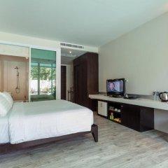 Отель Sarikantang Resort And Spa 3* Номер Делюкс с различными типами кроватей фото 19