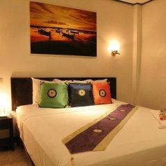 Отель Angus O'Tool's Irish Pub Guesthouse 2* Номер Делюкс двуспальная кровать фото 4