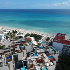 Отель Aldea Thai by Ocean Front Плая-дель-Кармен пляж